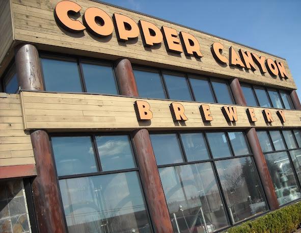 Copper Canyon - Tour Michigan Breweries