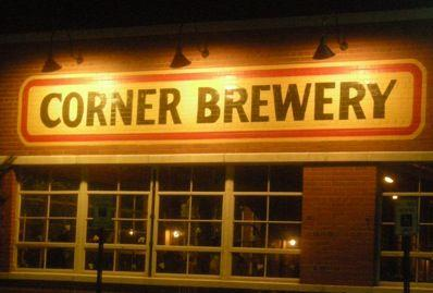 Corner Brewery - Tour Michigan Breweries