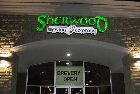 Sherwood Brewing Company in Shelby Township