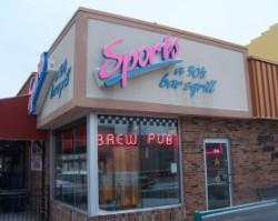 Sports Brew Pub in Wyandotte