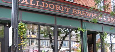 Walldorff Brew Pub & Bistro in Hastings