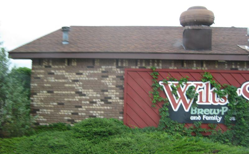 Wiltse's Brew Pub & Family Restaurant in Oscoda